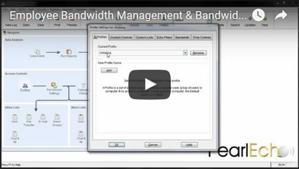 Bandwidth Management Video